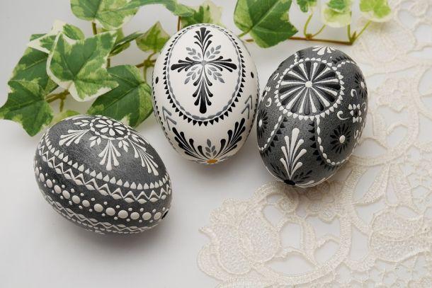 jaja dekoracija uskrs