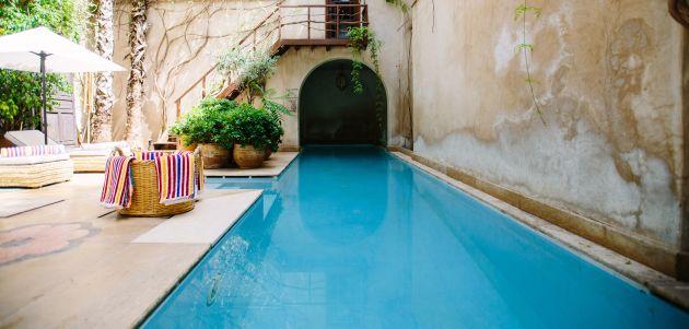 bazen kuća za odmor villa