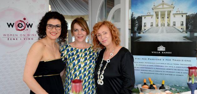 WOW! Marina Punat, WOW i vina Villa Sandi  u suradnji