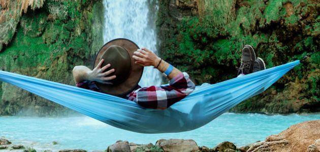 slap odmor priroda relax