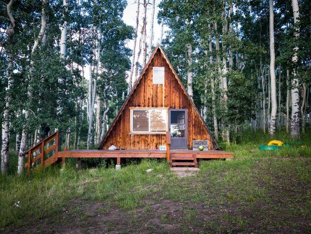 male kućice kuća drvene kuće
