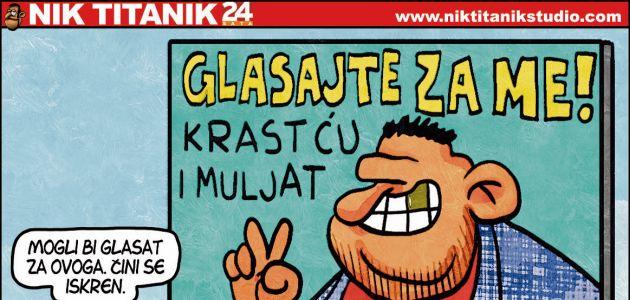 Nik Titanik genije stripovske scene