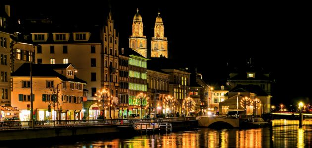 Vikend u Zürichu više nego bajkovit provod