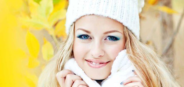 Priprema kože za skijanje i hladne zimske dane