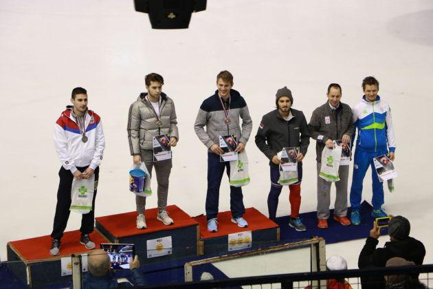 Hrvatski brzoklizači osvojili tri zlatne medalje