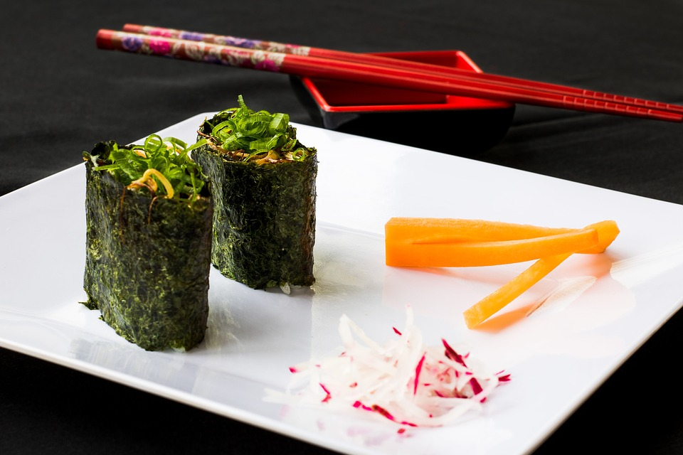 Upoznajmo sve vrste sushija