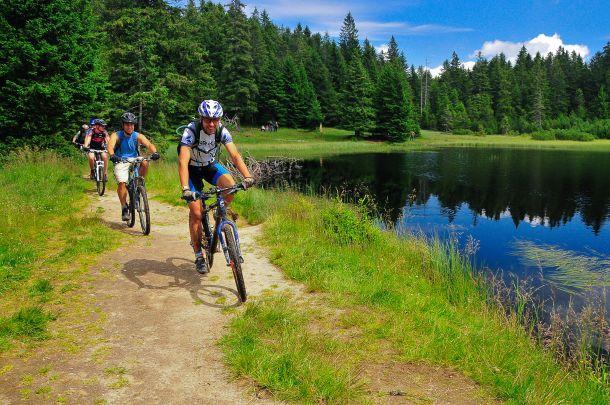 Pohorje biciklizam slovenija maribor