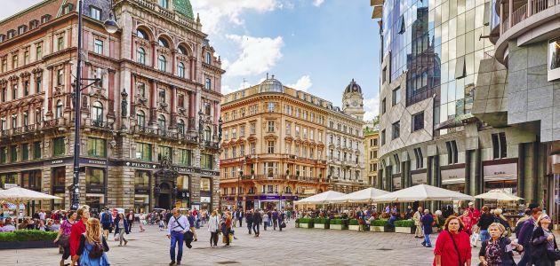 Beč po 9. put proglašen gradom s najboljom kvalitetom života