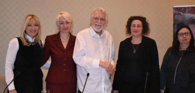 Neale Donald Walsch u Zagrebu predstavio knjigu
