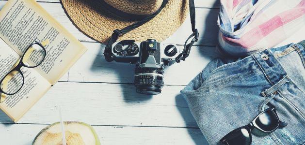 putovanja fotoaparat traperice knjiga putovanja