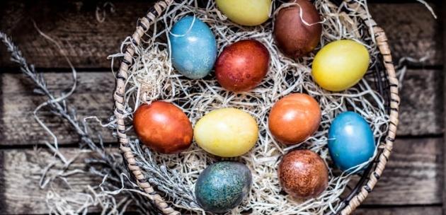 svjetlucava jaja pisanice