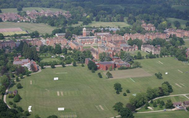 Horsham - slika iz zraka