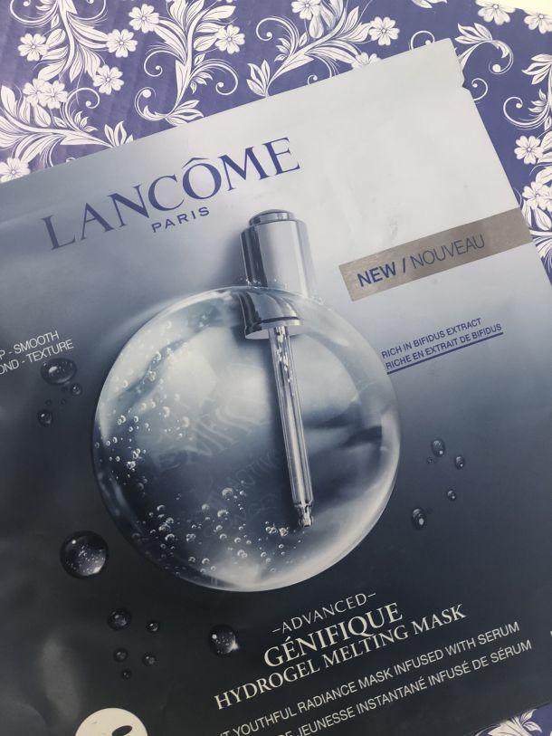 Lancôme-Advanced-Génifique-Hydrogel-Sheet-mask