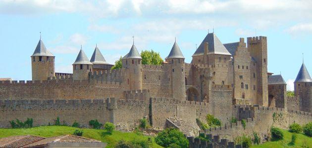 dvorac carcassonne francuska