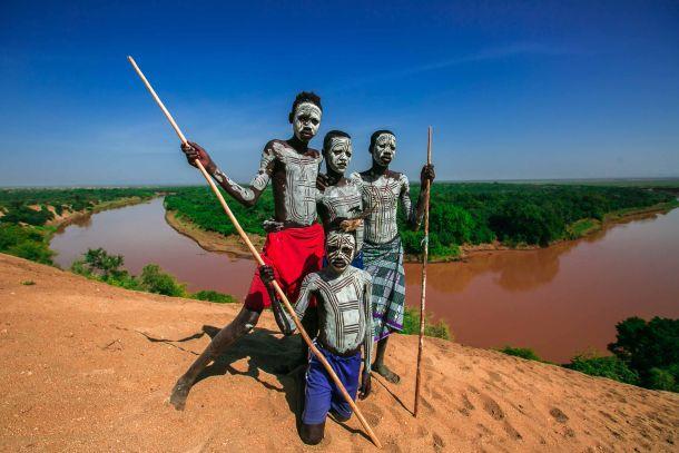 mjesta za upoznavanje etiopskih