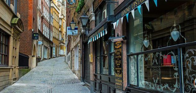 london ulica