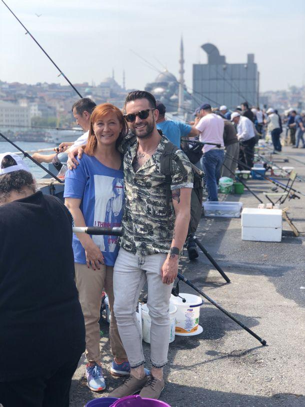 Luka Nižetić i Diana Mikloš