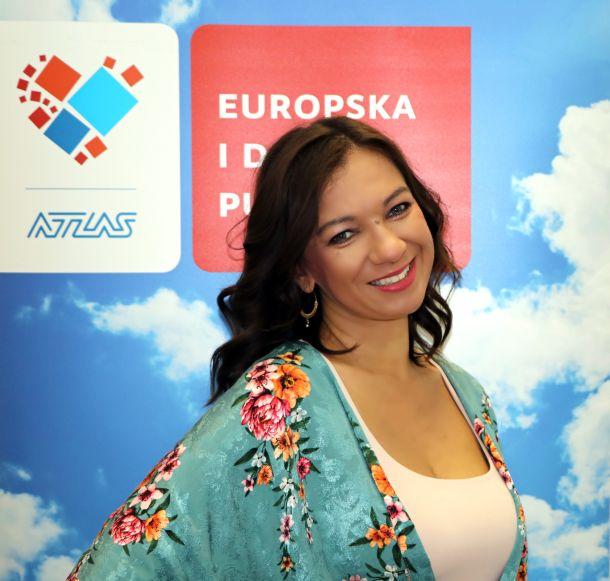 Nikolina Frklić putnička agencija Atlas