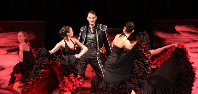 Balet 'Carmen' na Tvrđavi Sv.Mihovila