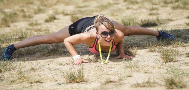 karmen gazdek vježbanje sport