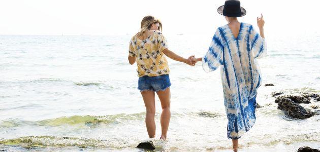 prijateljice žene ljeto fashion