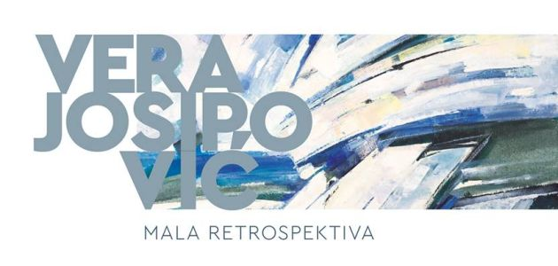 Izložba Vere Josipović – Mala retrospektiva