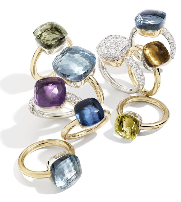 2017 - NUDO Rings by Pomellato_cold hues_1