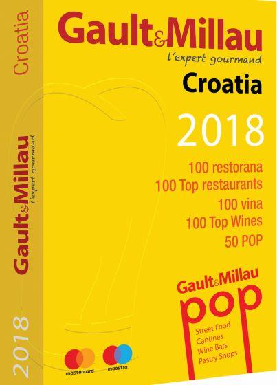 Gastronomski vodič Gault&Millau Croatia