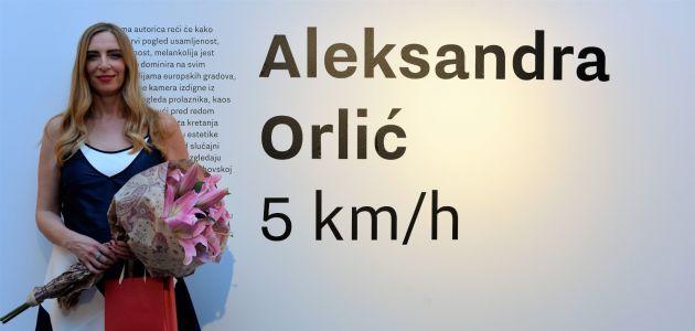 Svečano otvorena izložba Aleksandre Orlić