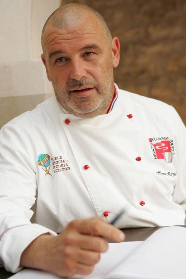 chef Hrvoje Zirojevic
