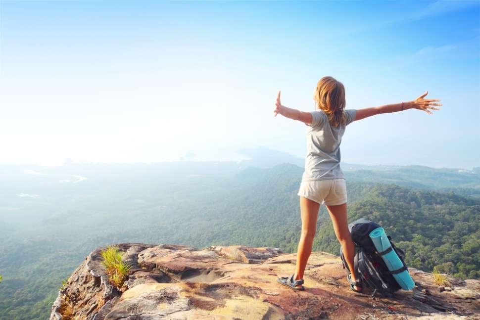 stres žena putovanje