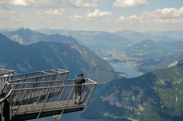 Österreich  pogled vidikovac
