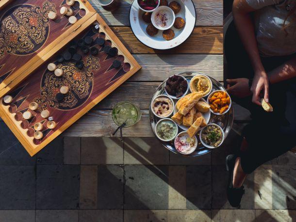 Beirut hrana Atlas