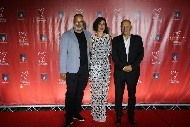 Damir Markovina, Gabrijela Kasapovic i Mirsad Purivatra