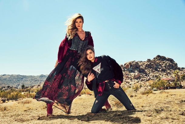 GUESS JEANS FW18 ADV CAMPAIGN IMAGES_J07