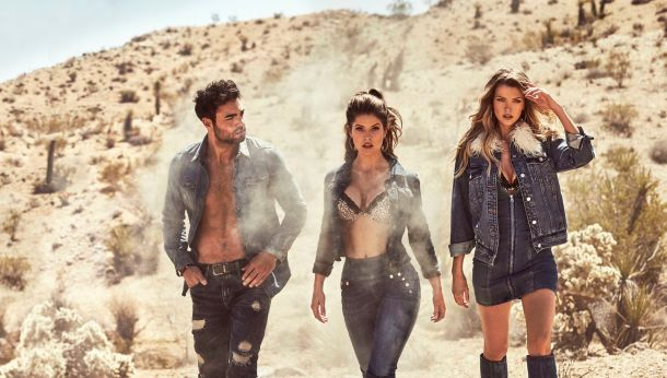 GUESS JEANS FW18 ADV CAMPAIGN IMAGES_J10