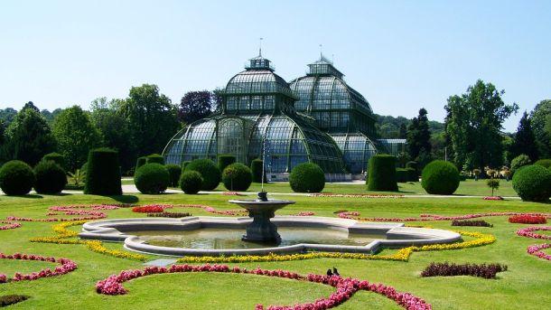 botanički vrt beč