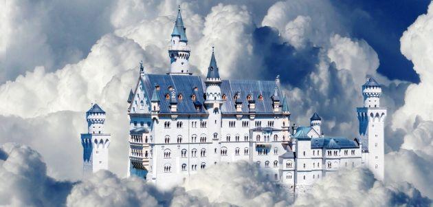dvorac njemačka