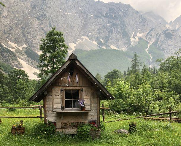 priroda slovenija planine