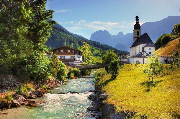 ramsau austrija