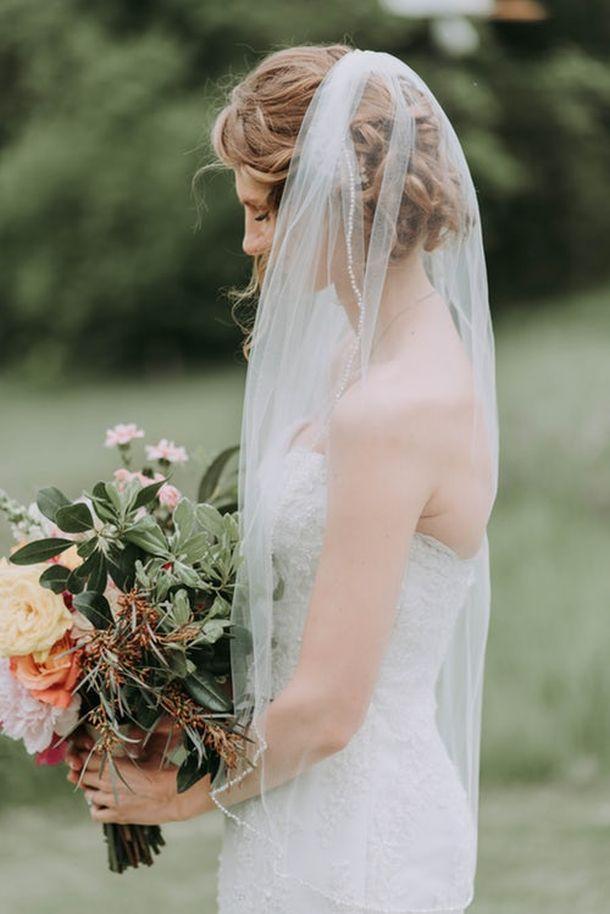 vjenčanica veo vjenčanje