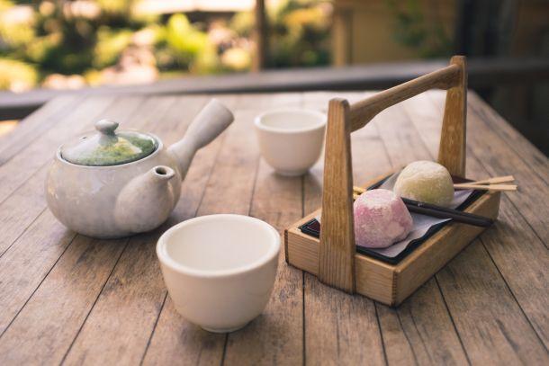 čaj japanski