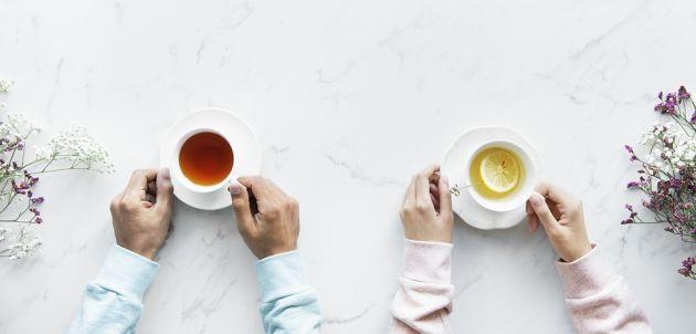 čaj par odnosi