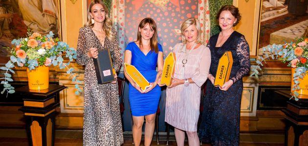 Pobjedica i nominirane dame