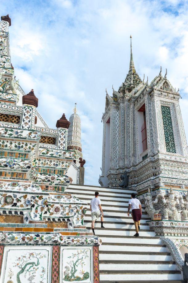 Wat Arun hram svitanja