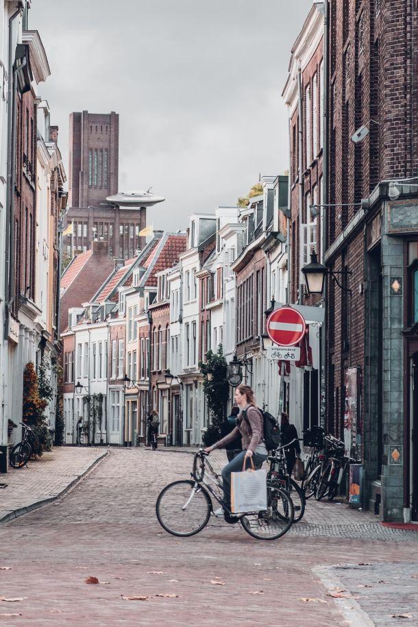 bicikl grad ulica