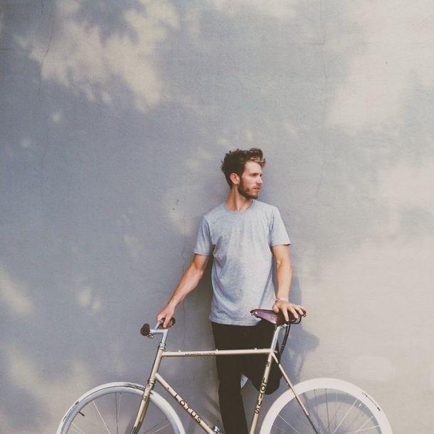 biciklist bicikl