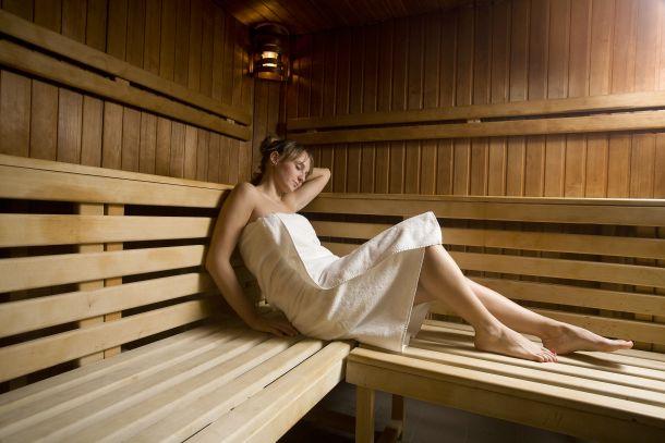 esplanada sauna