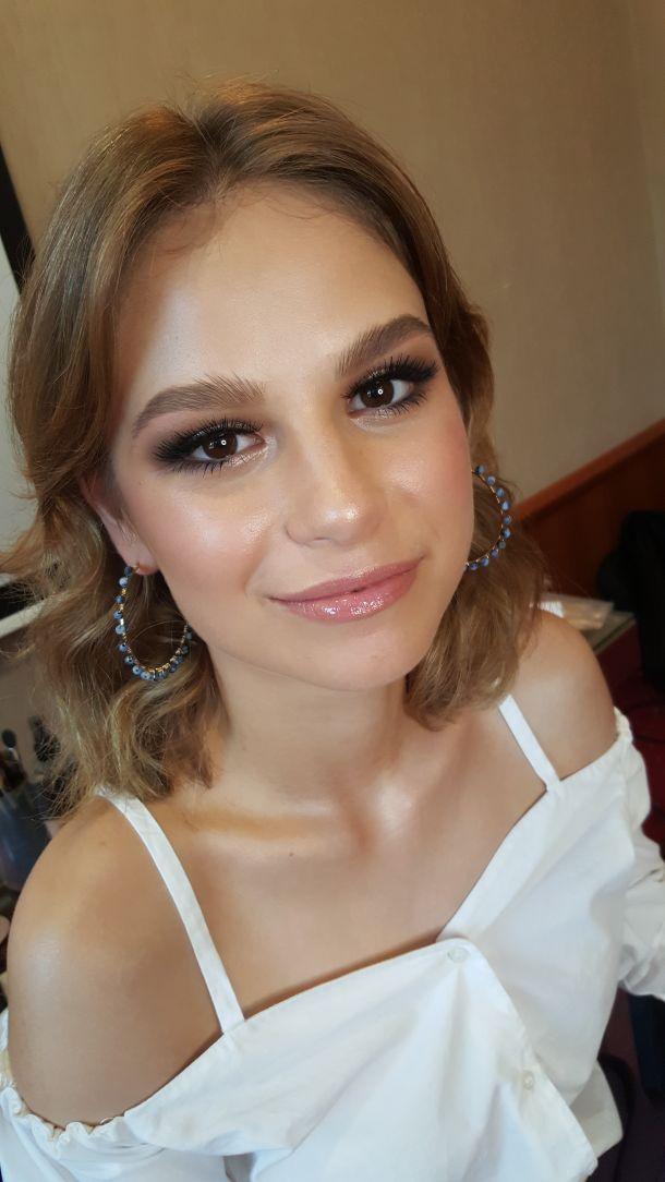 sminkanje make up artist