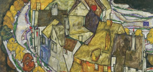 egon-schiele-crescent-of-houses
